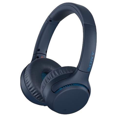 Sony Extra Bass WHXB700/L Blue Wireless Bluetooth Headphones