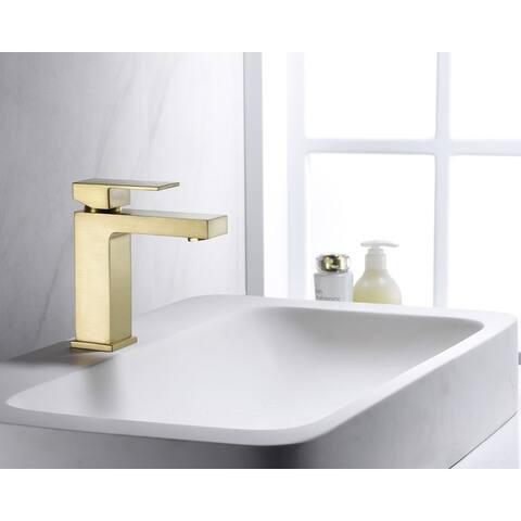 Lucena Bath Single Handle Lavatory Faucet