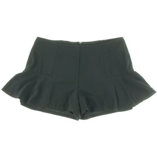 Guess Womens Lined Flare Casual Shorts