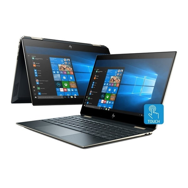 Shop HP Spectre X360 Intel i7 16GB 512GB SSD 13 3in 4K Touch