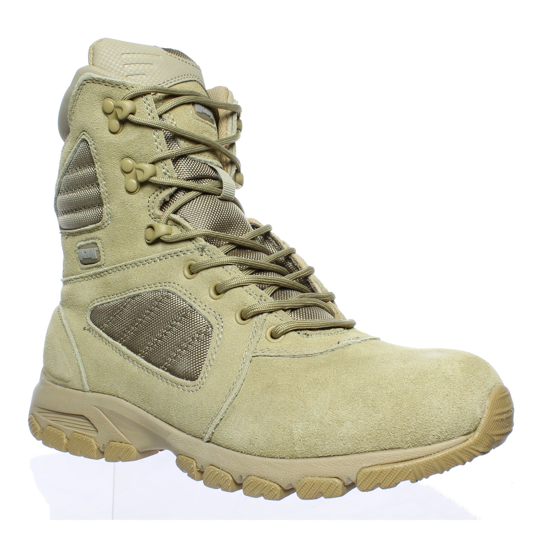 63d1df4bf1c Magnum Mens Response Iii 8.0 Desert Tan Military Boots Size 7