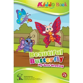 American Educational Products A-4024 Kiddo - Beautiful Butterfly