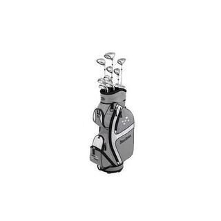 Tour edge golf lvsrgl11.bb lady edge package set