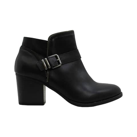 American Rag Womens Camilla Leather Closed Toe Ankle Fashion Boots