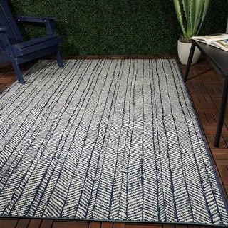 Link to Yates Contemporary Indoor/Outdoor Area Rug Similar Items in Casual Rugs