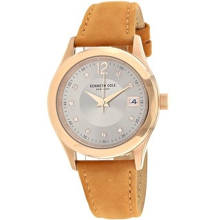 Kenneth Cole Women's Classic Grey Dial Watch