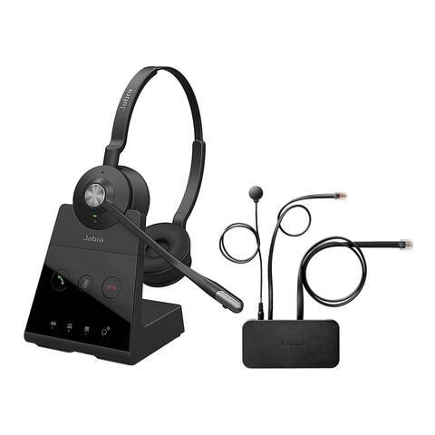 Jabra Engage 65 Stereo Wireless Headset with EHS Avaya 14201-35