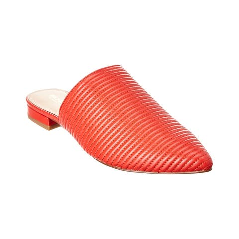 Rachel Zoe Luna Leather Slide