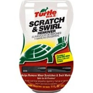 Turtle Wax T238 Scratch & Swirl Remover, 11 oz