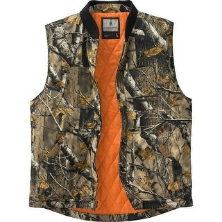 Legendary Whitetails Mens Canvas Cross Trail Vest (4 options available)