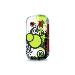 Reiko - 2D Protector Cover for Samsung Seek M350 - Pattern