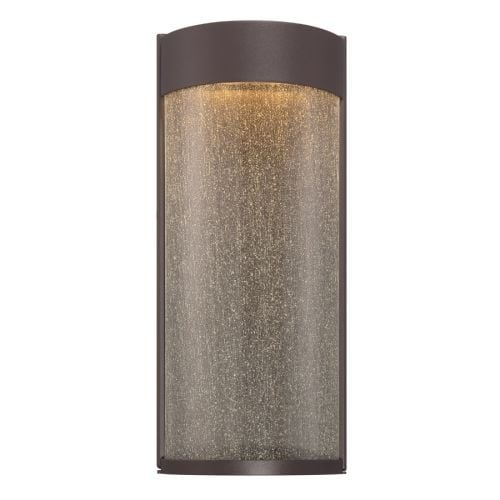 "Modern Forms WS-W2416 Rain 16"" Indoor / Outdoor Dimmable LED ADA Compliant Wall Light"