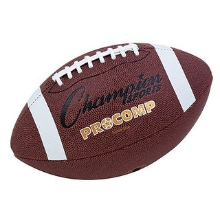 Champion Football, Junior Size Pro Composition Cover