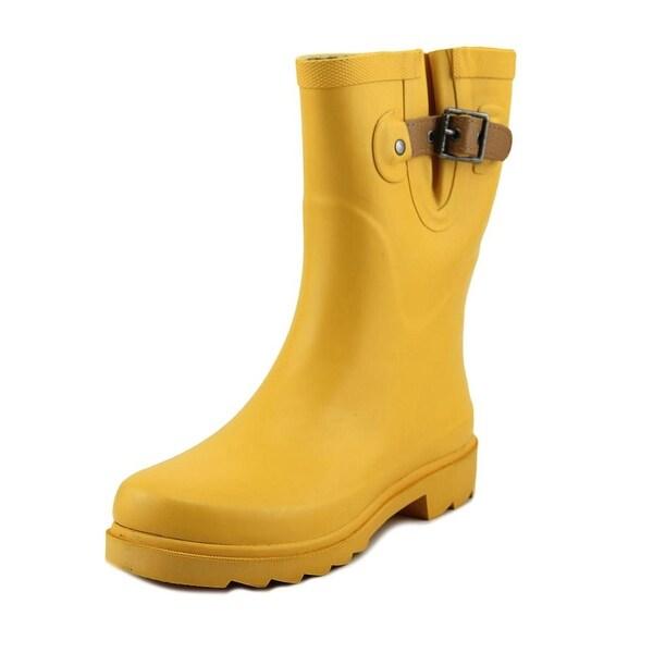 Chooka Top Solid Marigold Snow Boots