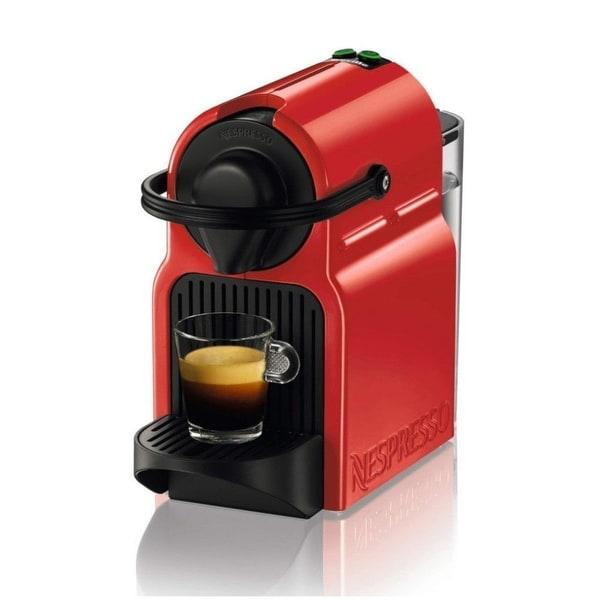 Breville Nespresso Inissia Original Espresso Machine (Red)