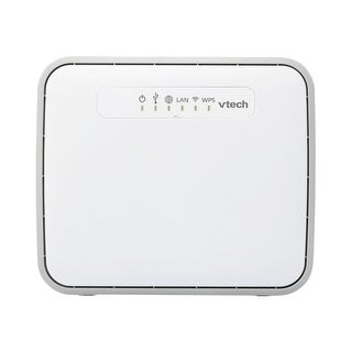VTech VNT832 - Single Pack 4 Port N300 Wi-Fi Router