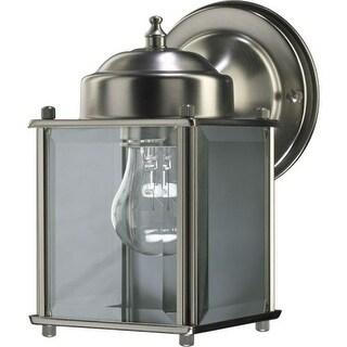 Quorum International Q700 Lantern 1 Light Outdoor Wall Sconce