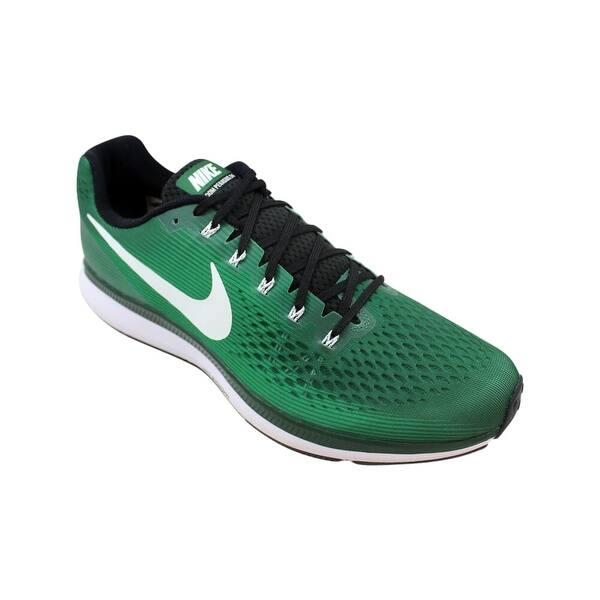 new concept 28ddf 6d9e7 Shop Nike Men's Air Zoom Pegasus 34 TB Gorge Green/White ...