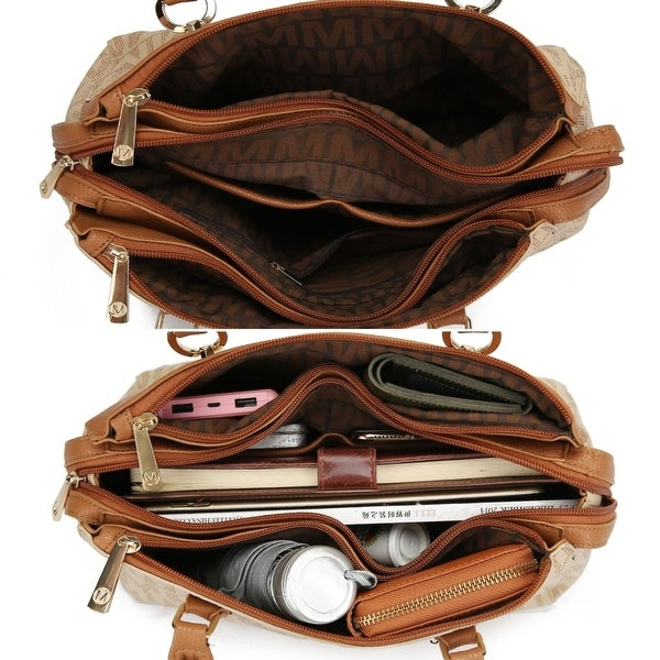 Mkf Collection Koura Satchel Bag By Mia K. Opens flyout.