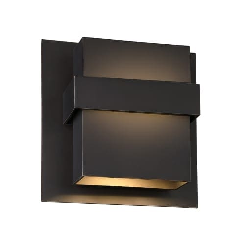 Modern Forms WS-W30511 Pandora 1 Light LED Indoor / Outdoor Wall Sconce - 11 Inches Wide