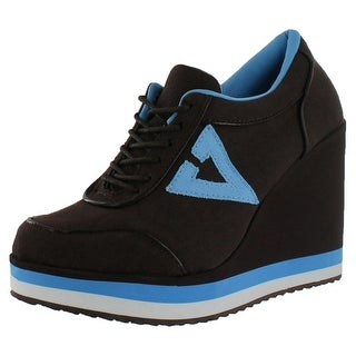Volatile TMI Women's Platform Wedge Sneakers Shoes