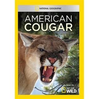 American Cougar DVD Movie