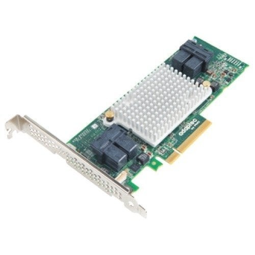 Adaptec 2288400-R Controller Card Hba 1000-16I 12Gb/S Pciex8 Md2 Low Profile