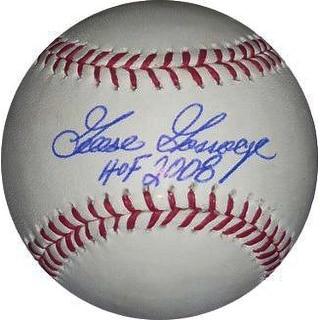 Goose Gossage signed Official Major League Baseball HOF 2008 inscribed (New York Yankees)