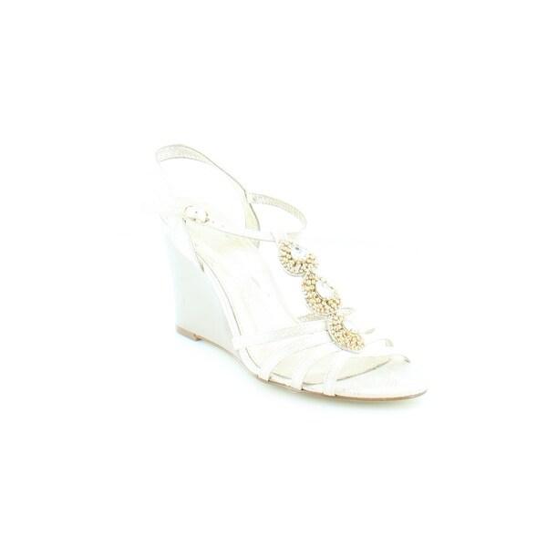 Adrianna Papell Kristen Women's Sandals & Flip Flops Pearl Wave Met