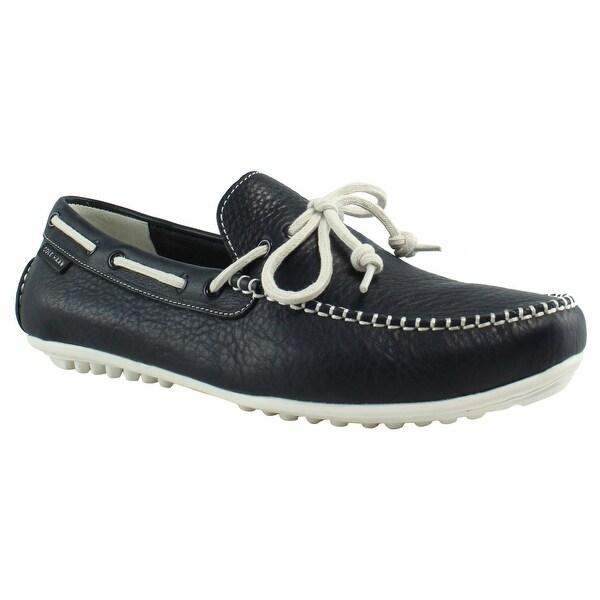 250aa35d35 Shop New Cole Haan Mens C13451 Blue Golf Shoes Size 9.5 - Free ...