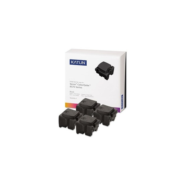 Katun 108R00930 Solid Ink Stick Cartridge - Black Ink Cartridge