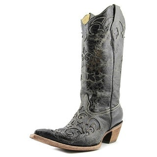 Corral C2108 Women Pointed Toe Leather Western Boot
