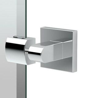 "Gatco 4059SM  Elevate 19-1/2""W X 24""H Wall-Mounted Frameless Rectangular Mirror - Chrome"