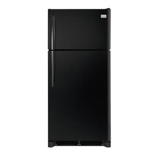 Frigidaire FGHI1865S 30 Inch Wide 18.2 Cu. Ft. Capacity Energy Star Rated Top Mo