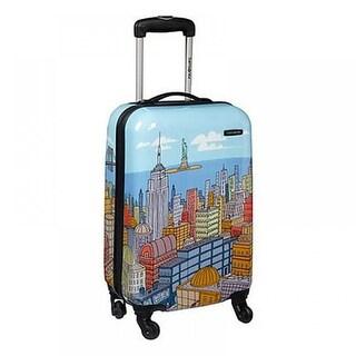 Samsonite Luggage Cityscape HS Spinner 20, Blue