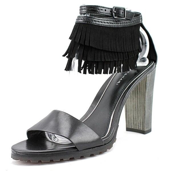 Elie Tahari Harlow Women Black Sandals