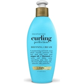 Organix Moroccan Curling Perfection Defining Cream 6 oz