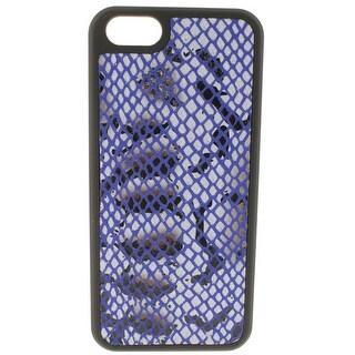 Greene + Gray Womens Cell Phone Case Snake Print iPhone 5
