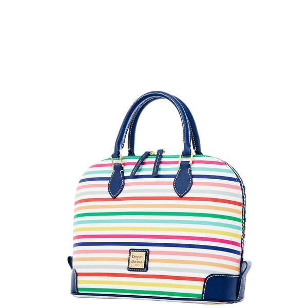 Dooney & Bourke Catalina Zip Zip Satchel (Introduced by Dooney & Bourke at $228 in Apr 2015) - Multi