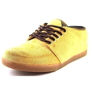 Osiris Convert Round Toe Canvas Skate Shoe