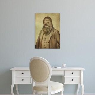 Easy Art Prints Terry Fan's 'Chancellor Chewman' Premium Canvas Art
