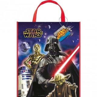 Star Wars 30338710 Plastic Party Tote Bag