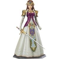 Legend of Zelda Twilight Princess Zelda Figma Action Figure - multi