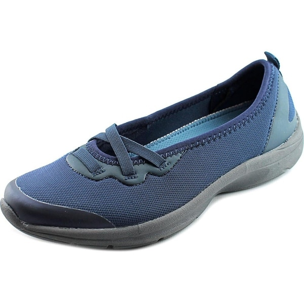 Easy Spirit e360 Quiet One Navy Mu Walking Shoes