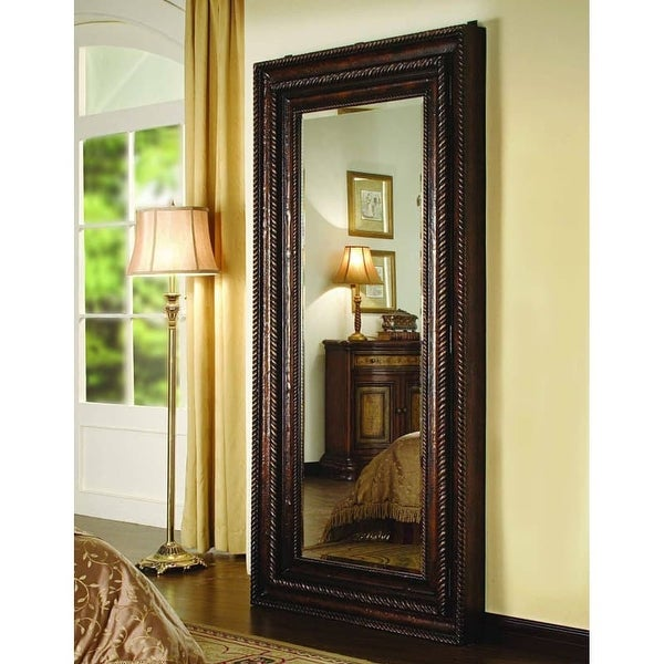 Hooker Furniture 500-50-656 38 Inch x 76 Inch Rectangular Framed Mirror
