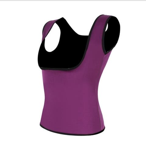 Women's Chest Support Belly Fat Burning Fitness Body Shaping Body Vest