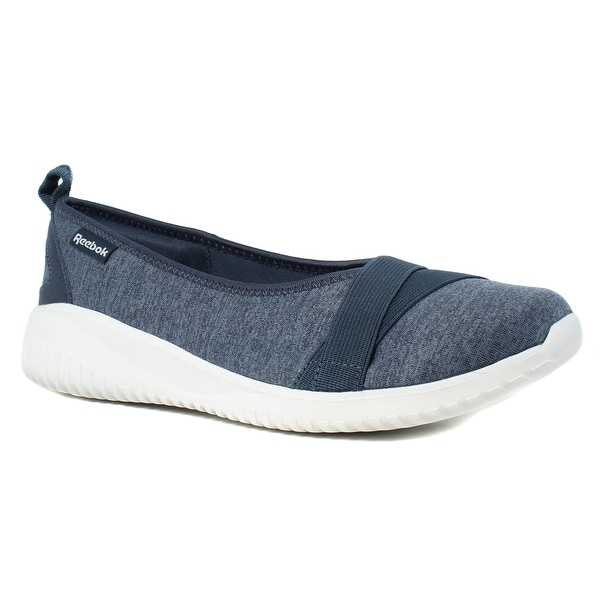 20ca3c0d4ab Shop Reebok Womens Stylescape Slip 2.0 S Blue Running Shoes Size 8 ...
