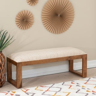 Link to Nikita Moroccan Entryway Bench Similar Items in Living Room Furniture