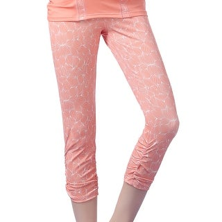 Mad Style Orange Crush Rouched Pants