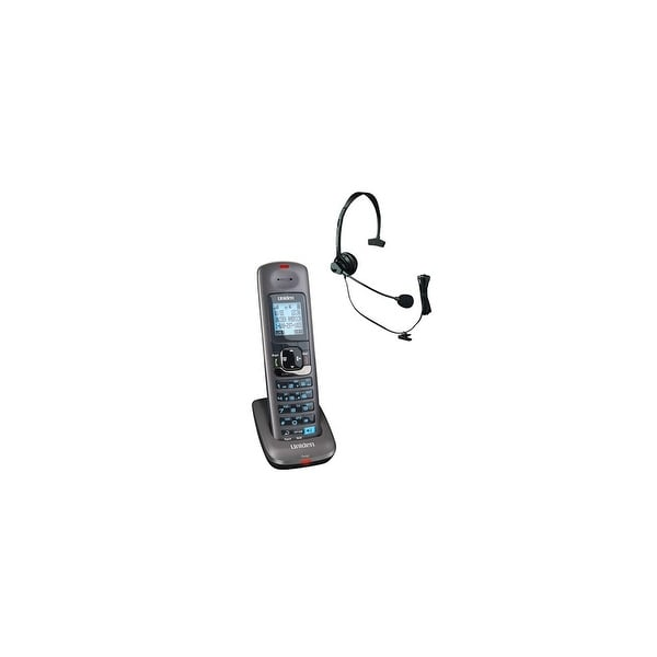 Uniden DCX400 with Headset 2 Line DECT 6.0 Extra Handset